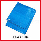 Tarpaulin Heavy Duty Waterproof Cover Roofing Ground Camping Caravan Sheet