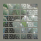 3d Mirror Wall Stickers Acrylic Mural Wall Decals Diy Home Living Room Decor Uk