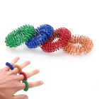 1pc Finger Massage Ring Acupuncture Ring   Relax Hand Pain ReliefPF günstig
