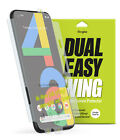 For Google Pixel 4a Screen Protector | Ringke [Dual Easy Wing] Film (2 Pack)