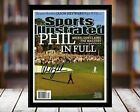 Phil Mickelson Sports Illustrated Autograph Promo Print - in Full - 4/19/10 - De