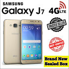 Brand New Samsung Galaxy J7 J700f 4g 16gb 13mp Dual-sim Unlocked Android Phone