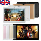 10.1 Inch Android 8.0 Tablet Pc 4+64gb Octa Core Dual Sim Camera Wifi Phablet Uk