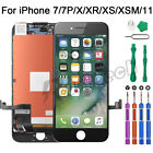 For iPhone 7 Plus X XS Max XR 11 Touch Screen LCD Display Digitizer Replacement