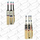 SS Kashmir Willow Leather Ball Cricket Bat for Adults Halloween Christmas Gifts