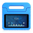 Shock Proof Case for Onn 7 inch Tablet Kids Friendly Handle Stand Cover USA