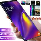 """5.8"""" Note10 Smart Mobile Phone 4G 64GB Dual SIM Octa Core Android 9.1 Unlocked"""