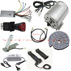 48V 1800W Brushless Electric Motor Controller Chain Accelerator Pedal ATV Quad