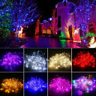 50M 500 LED Christmas String Lights Wedding Xmas Party Decor Outdoor Indoor Lamp