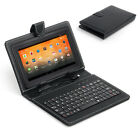 """Newest Android 8.1 1+16gb Tablet Pc Dual Camera For Kids 7"""" Inch Ips Bundle Case"""