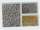 500+ Silver Gold Matt Pearl Small Round Spacer Ball Beads For Jewellery Making