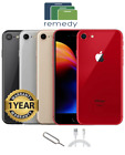 Iphone 8 Unlocked 64gb / 256gb Smartphone Gold/grey/silver/red -12month Warranty