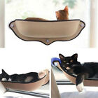 Cat Window Hammock With Strong Suction Cups Pet Kitty Hanging Comfortable Bed