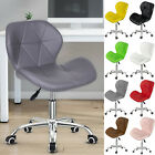 Executive Computer Desk Office Chair Lift Swivel Adjustable Fabric Salon Barber