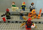 (B4/22) Lego Spider Man Avengers Super Heroes Mini Figurines Used Selection