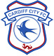 Cardiff City Football Club FC England Iron On Embroidered Patch