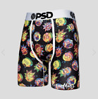 PSD - Rick And Morty - Heads Underwear Men's Size S-2XL