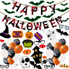 Halloween Balloon Garland Arch Kit Helium Balloons foil Set Party Decorations