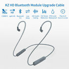 KZ APTX HD Bluetooth 5.0 Waterproof Bluetooth Module Upgrade Cable For ZST/ZS10