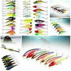 Fishing Lure Box Ideal Plugs Spinner For Perch Salmon Pike Fish N0i2