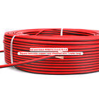 1 meter Red and black wire RVB2 0.3 0.5 0.75 1.0 1.5 Two-color copper core