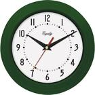 La Crosse Technology Equity 8 Inch Battery Operated Wall Clock