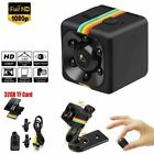 SQ11 Cop Spy Nanny Camera Wireless Mini Hidden Motion DV HD 1080P Car Dash Cam