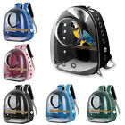 Pet Parrot Backpack Carrier Easy Carry Stands Wooden Bird Travel Bag Bird Cage