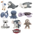 Trixie Dog Teddy Toy Plush Squeaky Sound Soft Toys for Dogs & Puppies