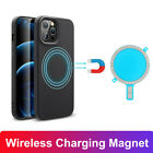 For Mag safe Case Magnet Sticker Wireless Charging Magnetic For iPhone 12 Pro