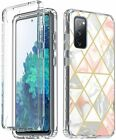 Samsun Galaxy A11 Case, Full-Body Protective Case w/Built in Screen Protector