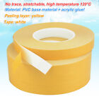 50M milky white superglue acrylic adhesive PVC double-sided tape multi-purpose