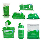 Clinell Universal Disinfectant Surface Equipment Tub Cleaning Wipes Refill Packs