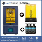 Anycubic UV Resina Photon Mono SE Stampante 3D  Wash and Cure Machine Stampa 3D