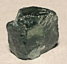 Faceting Rough Green Apatite 9.3ct 11x10x7 mm Natural Very Clean, Best Grade,
