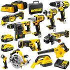 DeWalt Power Tools U Choose Saw Hammer Drill Driver Impact Grinder Charger Light