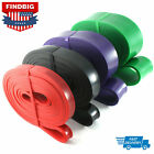 Set 4 Loop Heavy Duty Resistance Bands for Gym Exercise Pull up Fitness Workout