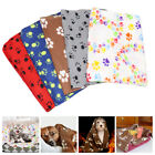Pet Cat Paw Dog Towel Rug Dog Mat Bed Winter Warm Blanket for Cats Small Dogs