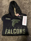 Authentic!! 2020 Atlanta Falcons On Field Salute to Service Hoodie Nike New!!