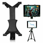 "Tripod Mount Clamp Holder Bracket 1/4'' Thread Adapter For 7-10"" iPad Tablet Tab"
