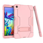 For LG G Pad 5 10.1 inch Rugged Anti Impact Case G Pad 5 Glass Screen Protector