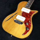 Used A&F Rock-It-Tone Cutom Spruce Top Natural Guitar *Xme869 for sale