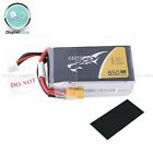 Tattu 850mAh 45C 3S 11.1V 4S 14.8V XT30 Lipo Battery - 1000 RC Racing