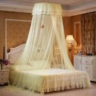 Lace Princess Dome Mosquito Net Mesh Bed Canopy Tent Bedroom Home Decor DIY
