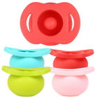 Retractable Nipple With Storage Box Soft Silicone Baby Pacifier Funny Soother