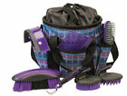Weaver Horse Grooming Kit with Bag 7 Pieces 4 Colors available NEW