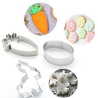 Tool Egg Sugarcraft Cake Mold Biscuit Mould Easter Rabbit Easter Cookies Cutter