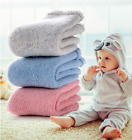 5/10 Pairs Boys Girls Baby Kid 95 Wool Cashmere Socks Warm Thick Winter sz 0-6Y