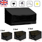 2/3/4 Seater Bench Cover Furniture Outdoor Garden Cube Seat Covers Waterproof