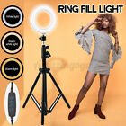 6''/10''/14'' 6000K Dimmable LED Ring Light W/Stand Photo Studio Selfie Youtu